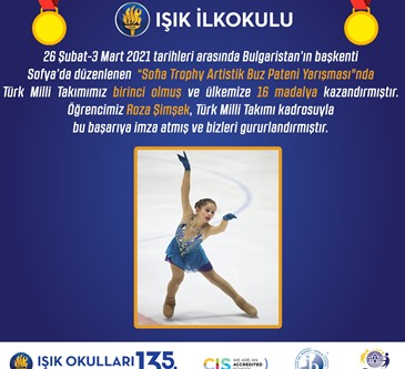 Sofia Trophy Figure Skating Competition