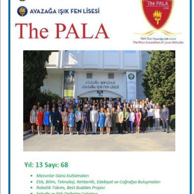 The Pala Yıl:13 Sayı 68