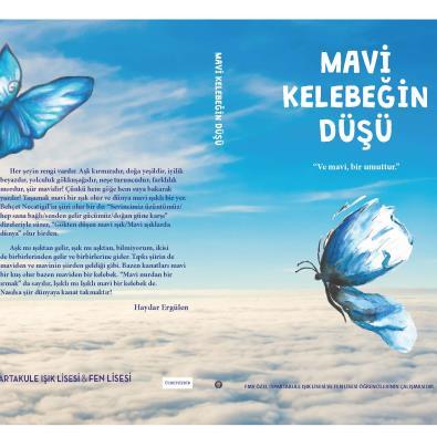 Mavi Kelebeğin Düşü - Şiir Kitabı