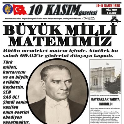 10 Kasım Gazetesi
