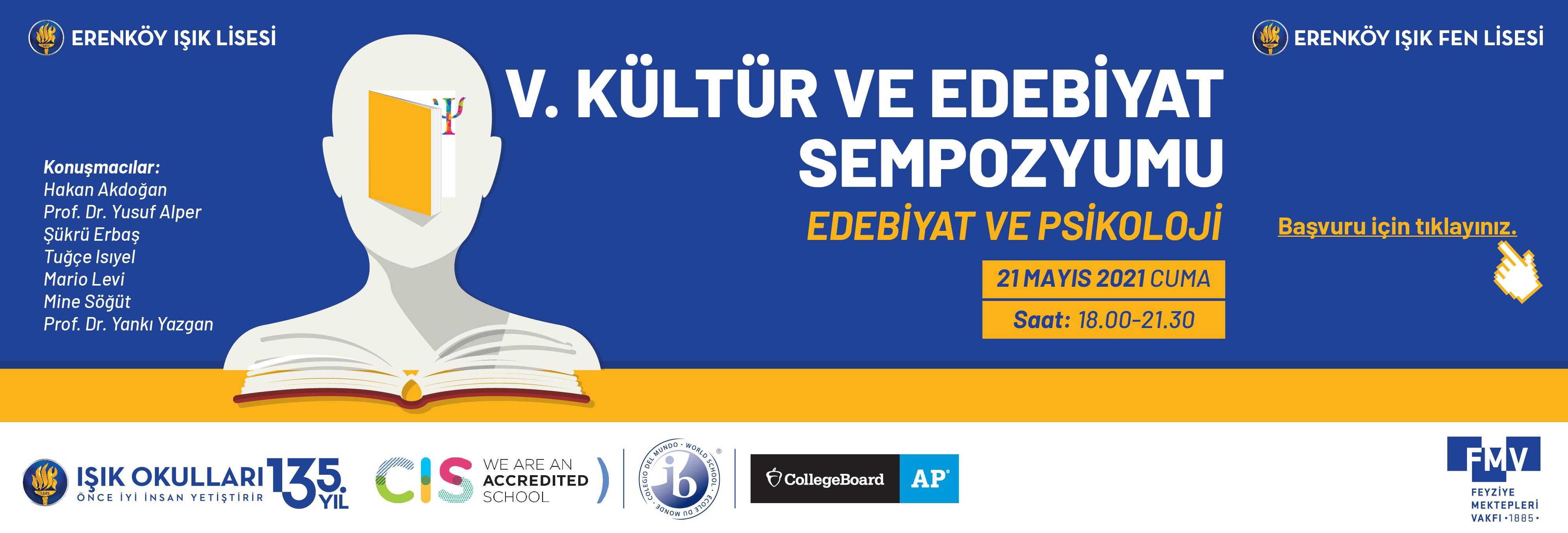 V. Kültür ve Edebiyat Sempozyumu