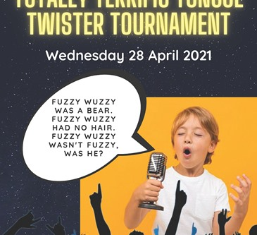 THE TANTALIZING, TOTALLY TERRIFIC TONGUE TWISTER TOURNAMENT