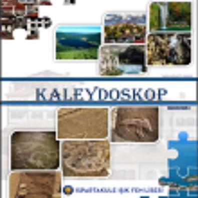 KALEYDOSKOP - Ocak 2018 - Sayı : 1