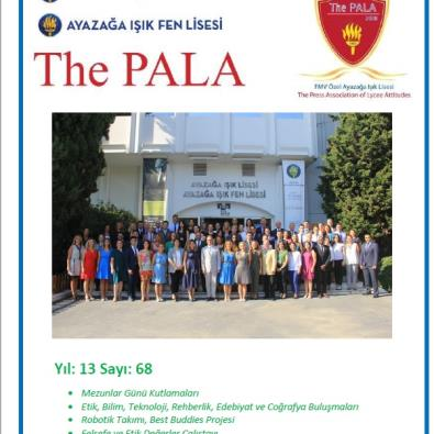 Fwd: The Pala Yıl:13 Sayı 68