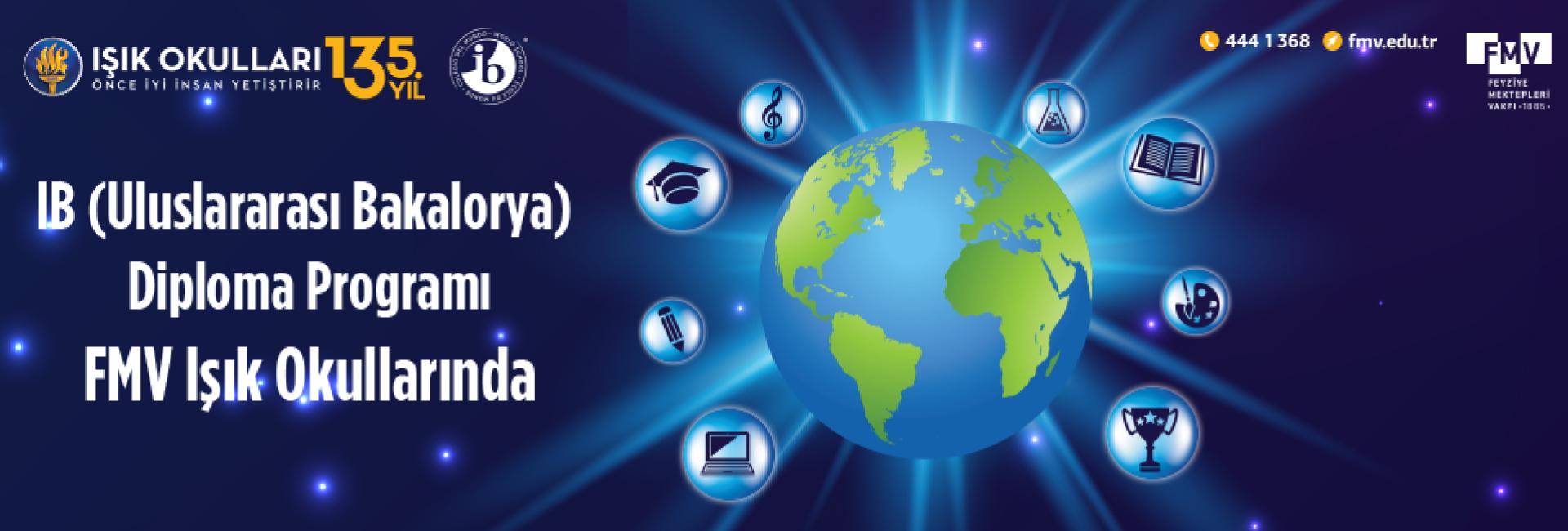 IB Diploma Programı FMV Işık Okullarında